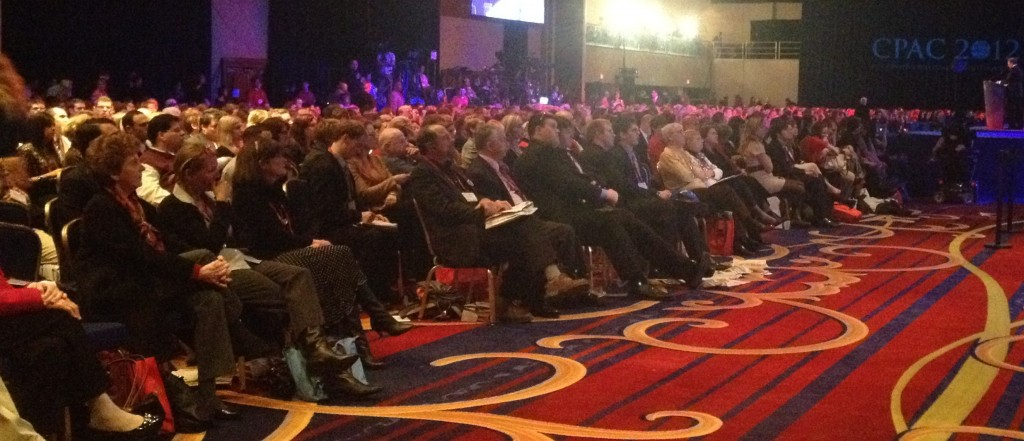 CPAC Audience