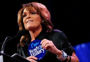 SARAH PALIN READY FOR HILLARY